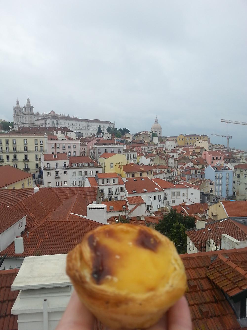 Pastel de Nata in Lissabon
