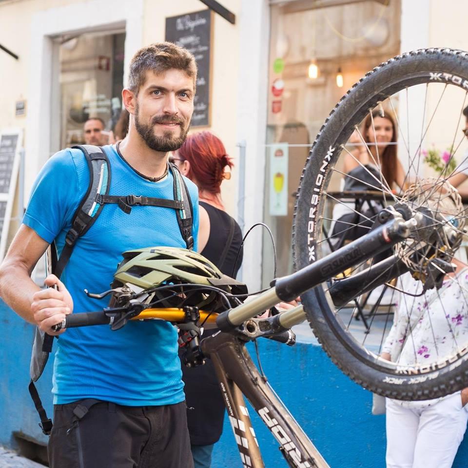 Fahrradverleih Lissbon