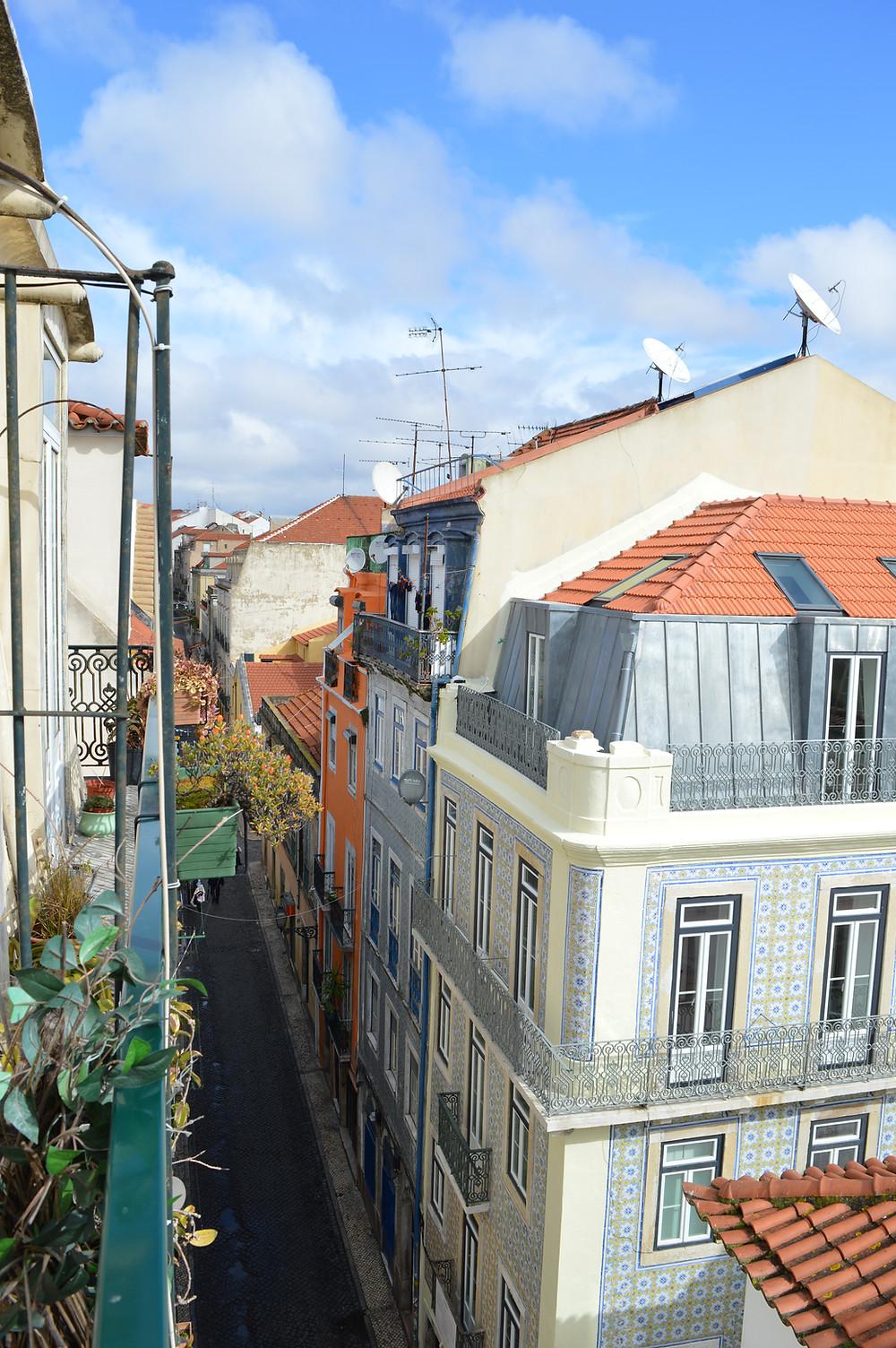 Lissabon Bairro Alto