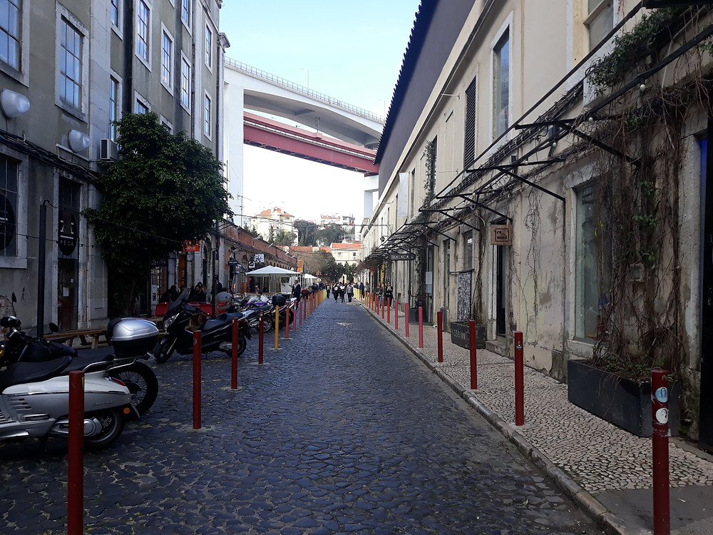 LX Factory Lissabon
