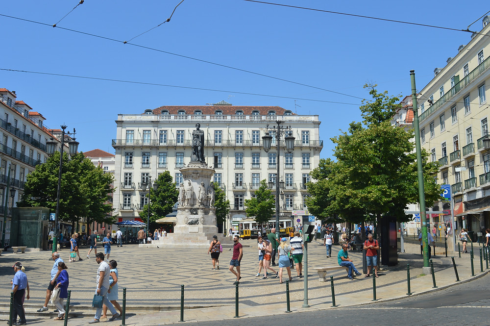 Lissabon Chiado