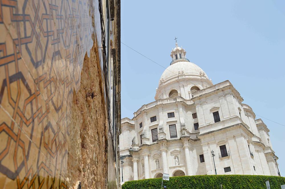 Das Lissabonner Pantheon