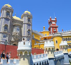 Tour in Sintra auf Deutsch