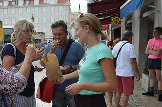 Kulinarische Stadtführung Lissabon