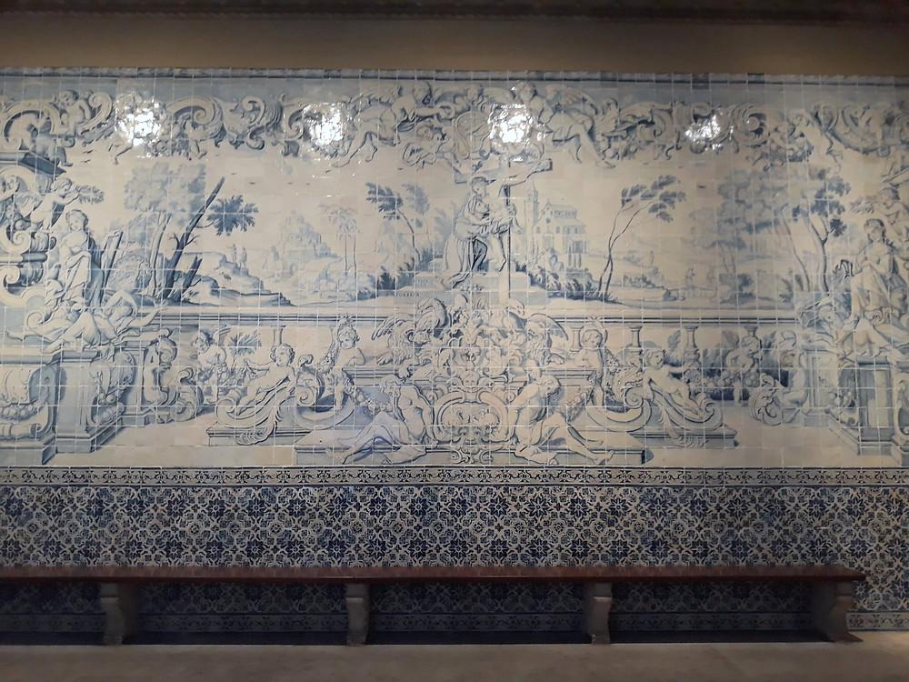 Portugiesische Azulejos