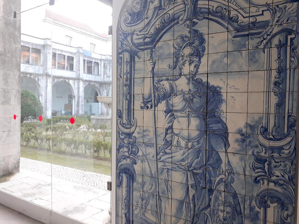 Kacheln in Lissabon