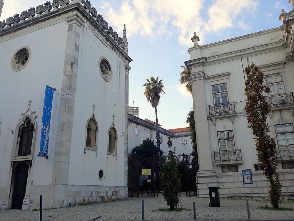Außenansicht Museu do Azulejo