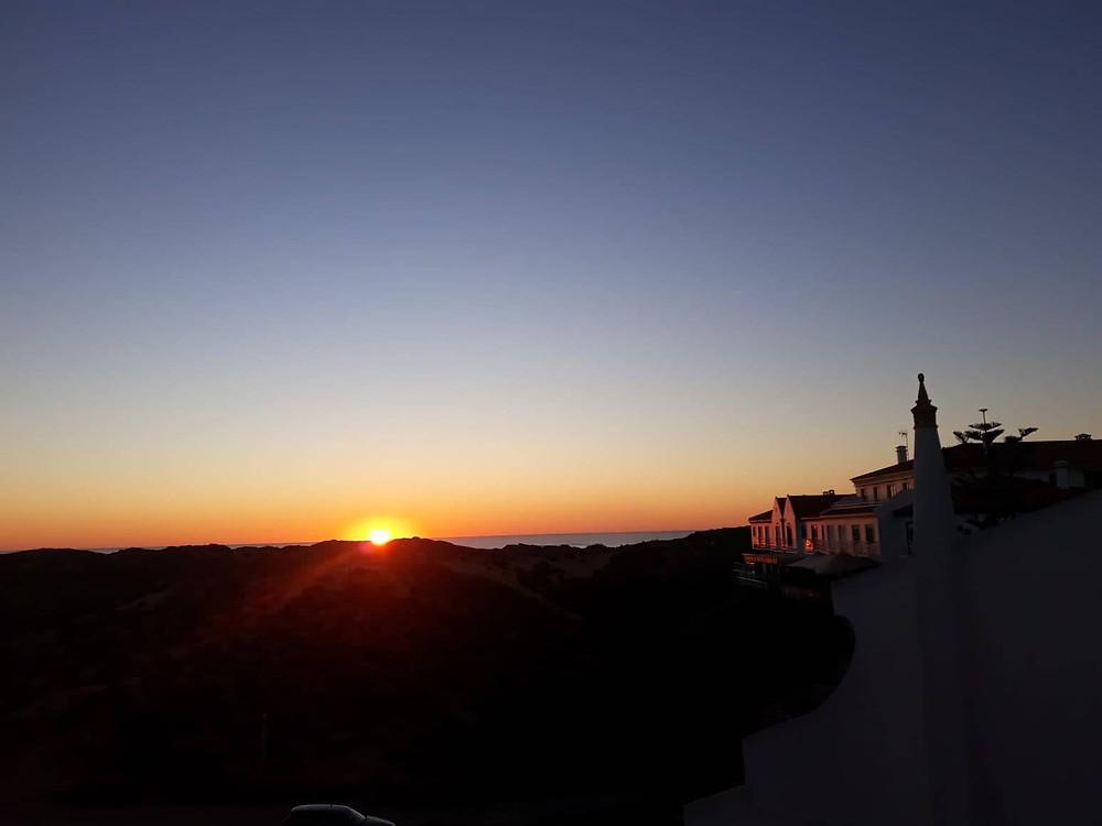 Sonnenuntergang Vila Nova de Milfontes