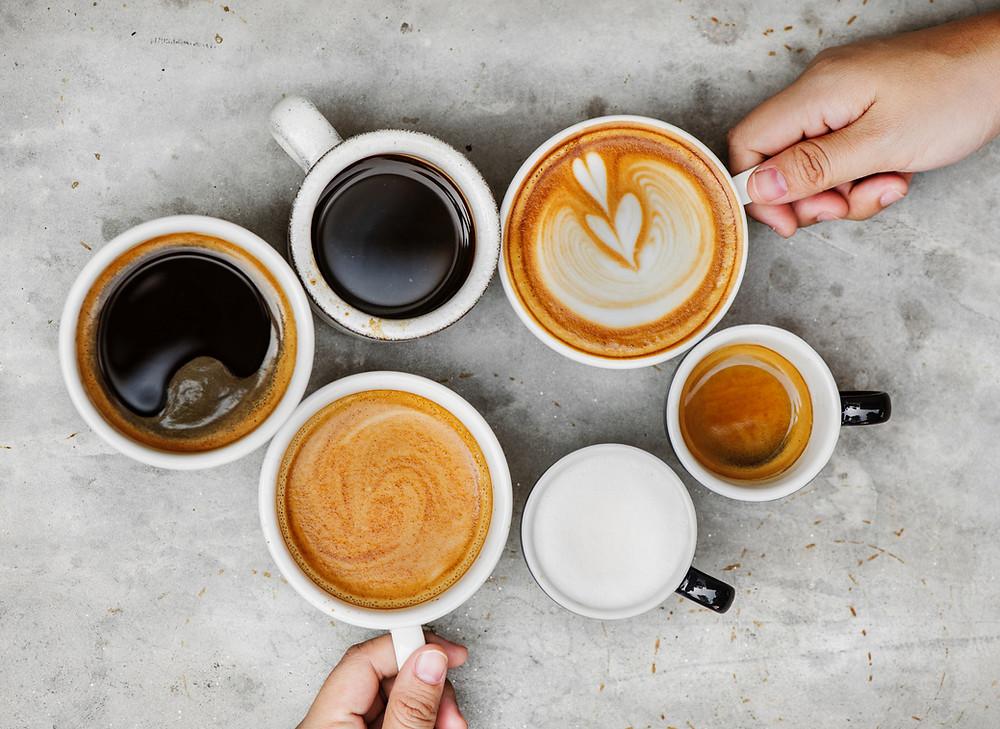 Kaffee in Portugal