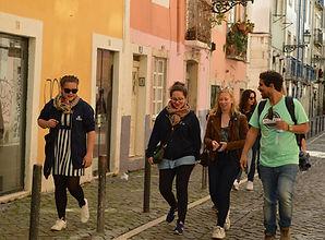 """Stadtführung """"Urlauber"""" in Lissabon"""
