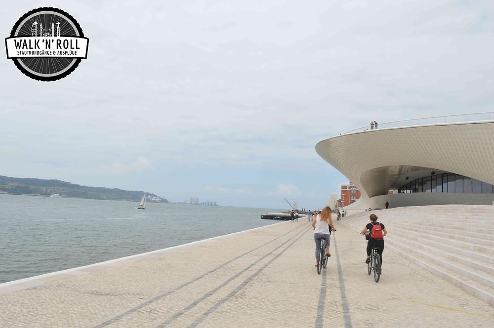 Lissabon mit dem Fahrrad