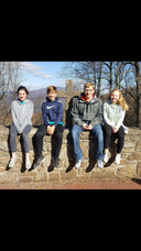 Youth at Lost & Found Retreat