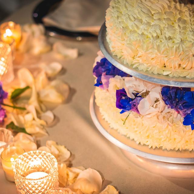 Wedding Cake Decoration (ph. Francesco Brunello)