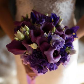 Purple Bouquet (ph. Francesco Brunello)