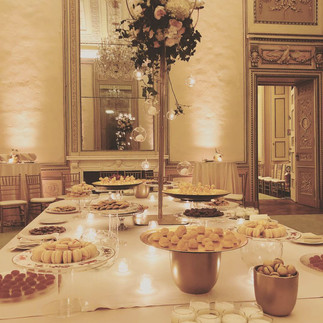 Il buffet dei dessert