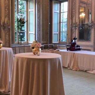 La Sala à Manger, Villa Reale Monza