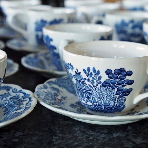 Tea Time or Coffee Break