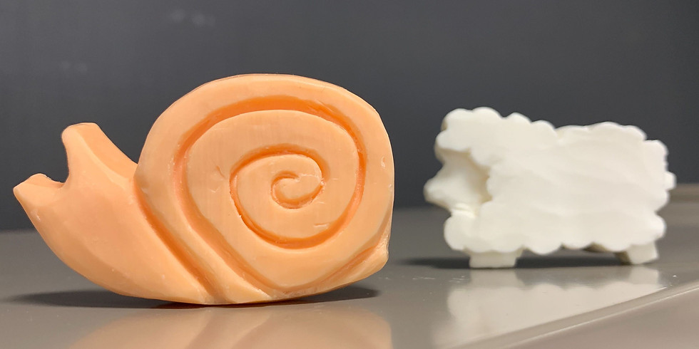 From Scratch: Soapy Sculptures