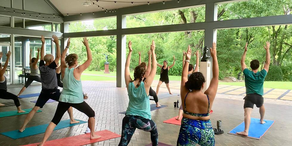 Yoga + Sound Bath Meditation