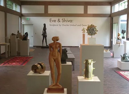 Eve & Shiva: Sculpture by Charles Umlauf and Gene Owens