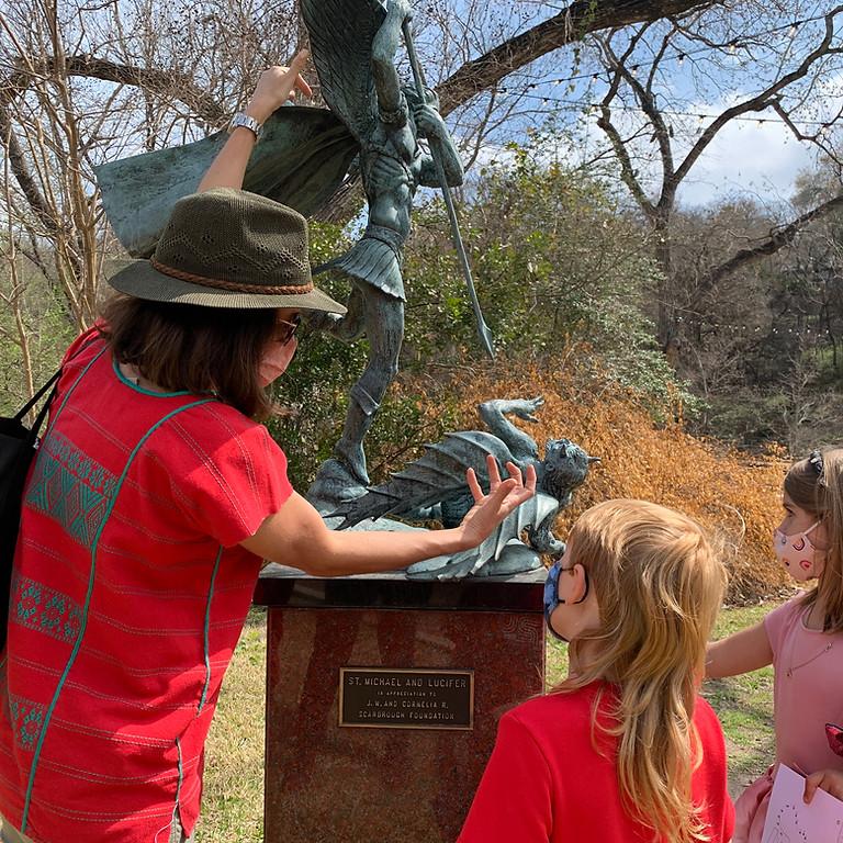 Sculpture Garden Storytime