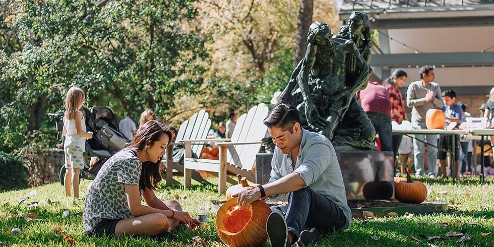 Straw Fest Volunteer - Pumpkin Carving