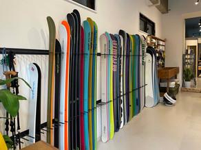 21/22Vector glideスキー&スノーボードラインナップ