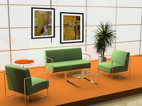 Installation - lounge