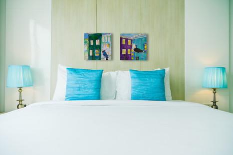 Installation - bedroom
