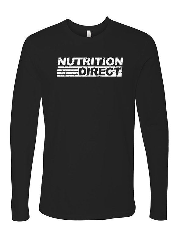 Nutrition Direct Long Sleeve Shirt