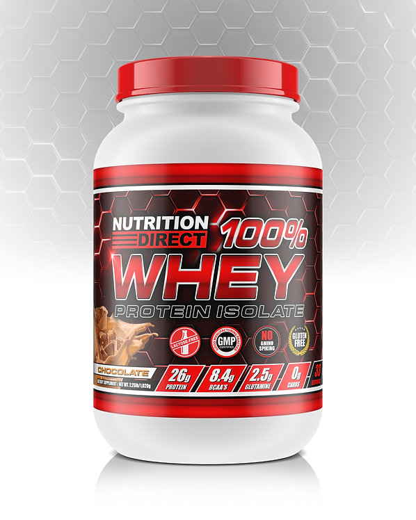 Nutrition Direct Whey Isolate Protein