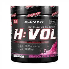 AllMax H:Vol