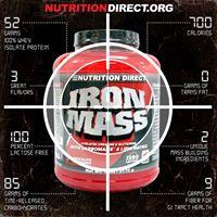 ND Iron Mass