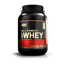 Gold Standard100% Whey- 2lbs