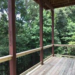 lower deck repair