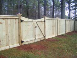 Decorative Box fence