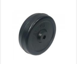 6x2 AK Solid Rubber Wheel