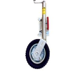250x80 Jockey Wheel CW 3 Bolt DLP Bracket