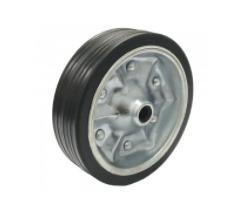 8x2 AK Steel/Rubber Wheel