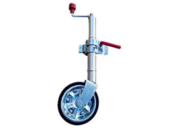 8x2 Jockey Wheel CW Clamp