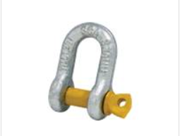 13mm D Shackle 2t