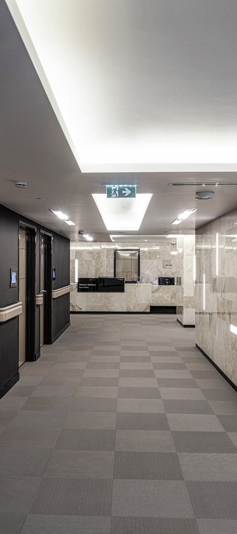 Academic Hospital Interiors