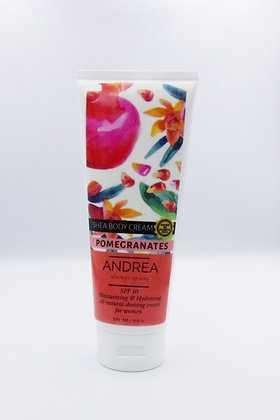 Pomegranates-Shea Body Cream