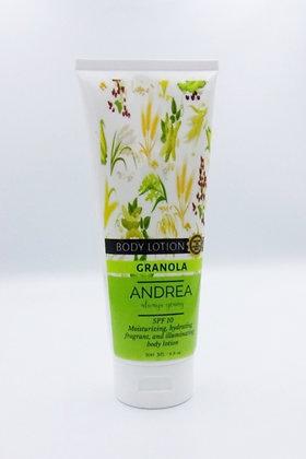 Granola- Body Lotion