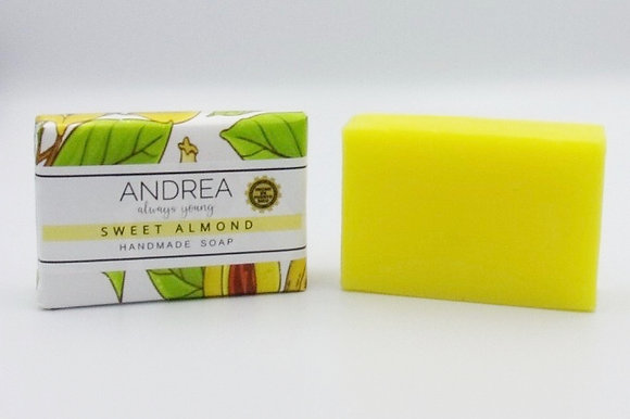 Sweet Almond Handmade Soap