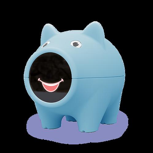 Sparegrisen Nöffe (blå)