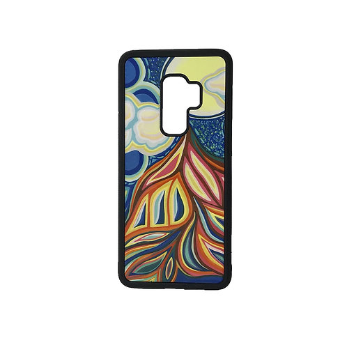 Samsung Galaxy S9 phone case - Pull of the Moon
