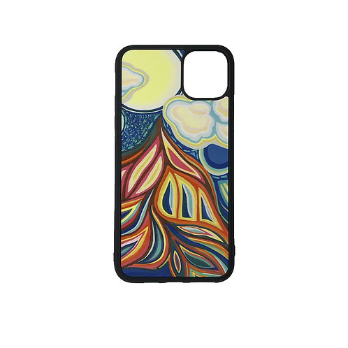 iPhone 11 phone case - Pull of the Moon