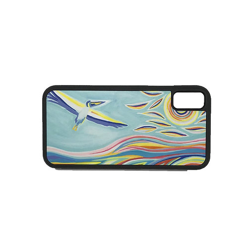 iPhone X phone case - Taking Flight