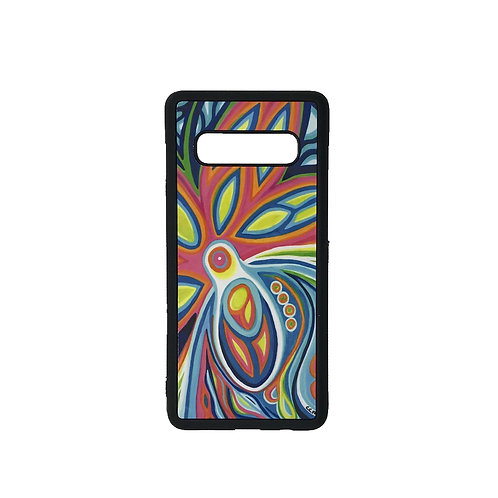 Samsung Galaxy S10+ phone case - Receiving